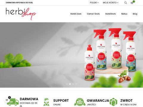 Herbi.shop sklep z kosmetykami online