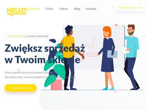 Hellomarketing.pl agencja seo