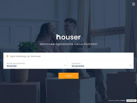 Houser.pl domy na sprzedaż