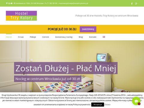 Hosteltrzykolory.pl