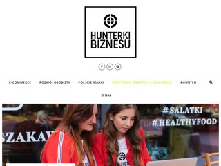 Hunterkibiznesu.pl blog o e-commerce