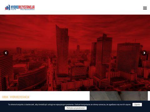 Hydrorezystancja.net.pl hydroizolacja