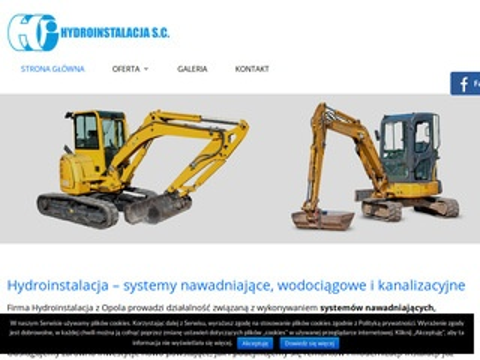 Hydroinstalacja.pl wodociągi
