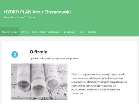 Hydro-plan.pl - operaty wodnoprawne