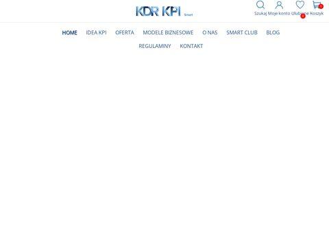 Kdr-kpismart.com wskaźniki w logistyce