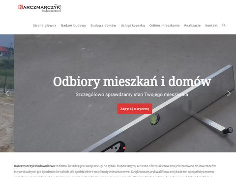 Karczmarczyk-budownictwo.pl