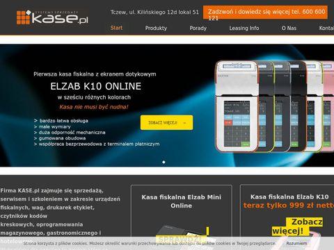 Kase.pl wagi elektroniczne Tczew