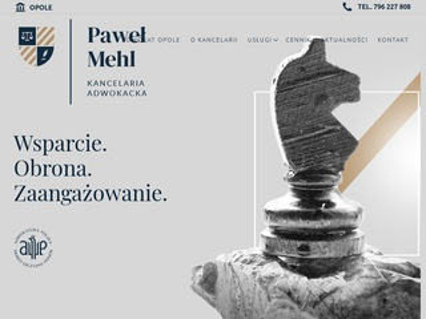 Kancelaria-mehl.pl Opole