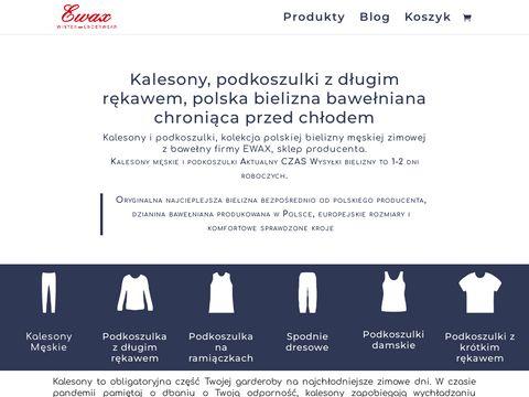 Kalesony.com.pl męskie