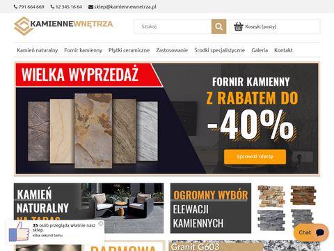 Kamiennewnetrza.pl hurtownia