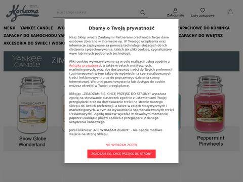 Korleone.pl świeczki zapachowe