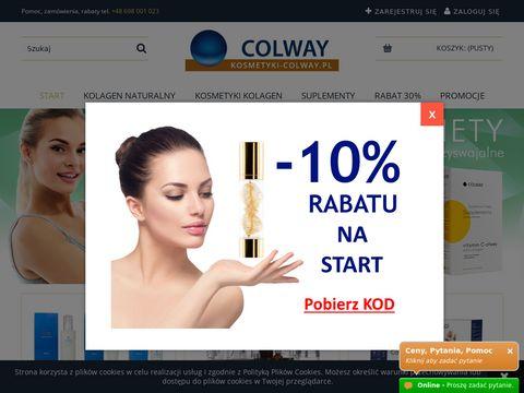 Kosmetyki-colway.pl suplementy sklep