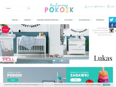 Kolorowypokoik.pl