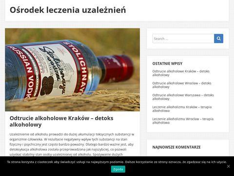 Klinika-akme.pl ośrodek leczenia uzależnień