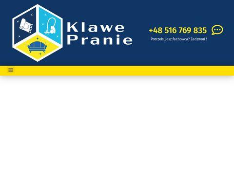 Klawepranie.pl