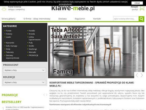 Klawe-meble.pl salon Leszno