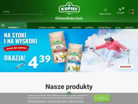 Kupiec.pl zdrowa radość życia