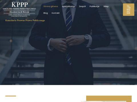 Kppp.com.pl Dorobek&Kurzeja