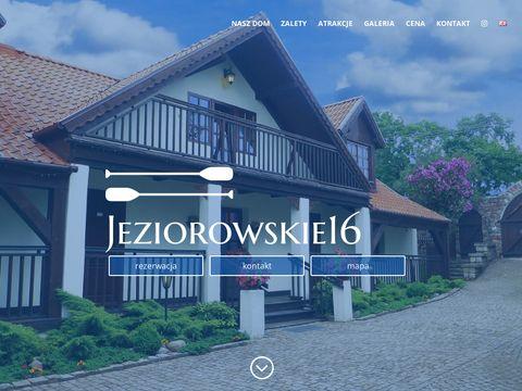 Jeziorowskie16.pl dom