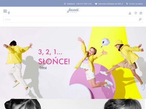 Jacadi.pl sklep z odzieżą dziecięcą z Francji