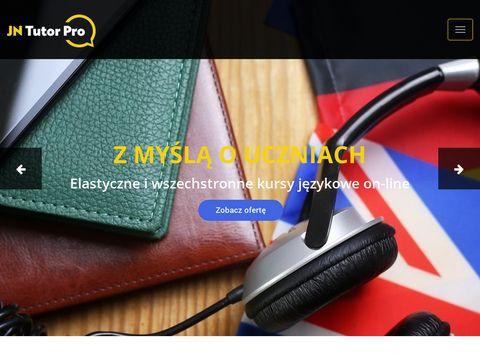 JN Tutor Pro lekcje rosyjskiego online