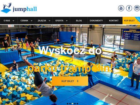Jumphall.pl park trampolin