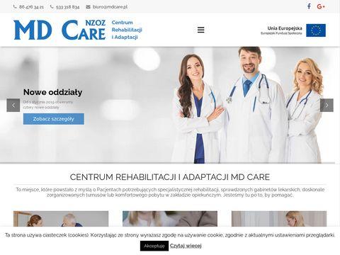 Mdcare.pl turnusy geriatryczne