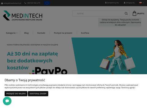 Medintech.pl hurtownia rehabilitacyjna