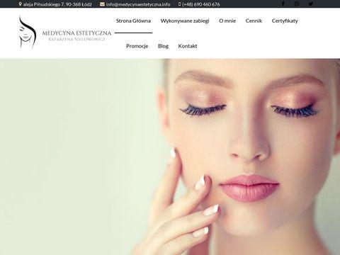 Medycynaestetyczna.info Katarzyna Nielepkowicz