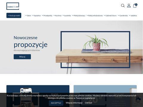 Mebloteka24.pl sklep internetowy