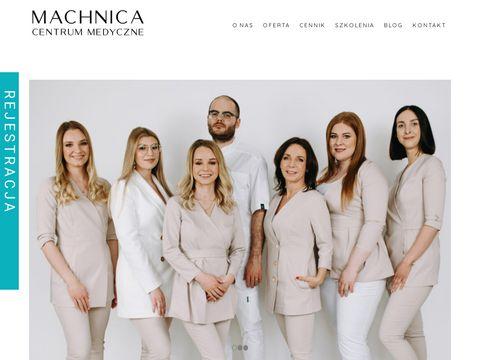 Machnica.pl trycholog Piła