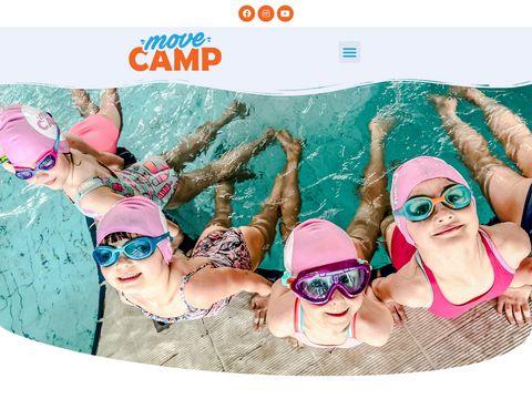 Movecamp.pl nauka pływania dla dzieci