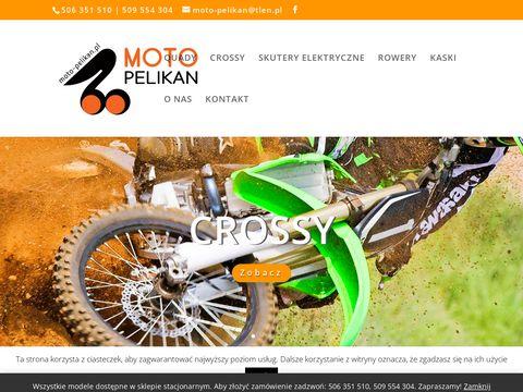 Moto-pelikan.pl rowery