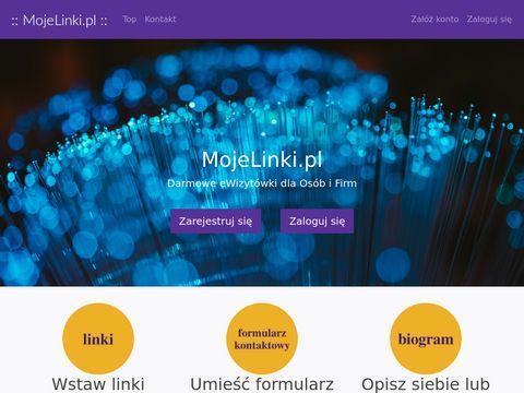 Mojelinki.pl ewizytówki