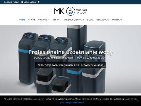 Mk94.pl zmiekczacze ecowater warmińsko-mazurskie