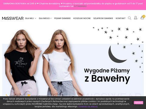 Misswear.pl stanik