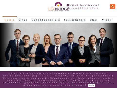 Lexbridge.pl odszkodowania