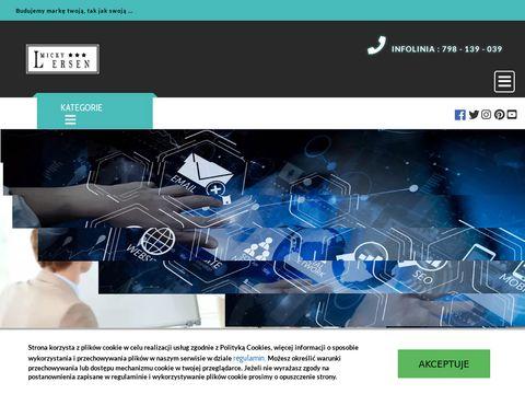 Lersen.pl pozycjonowanie i projektowanie stron www