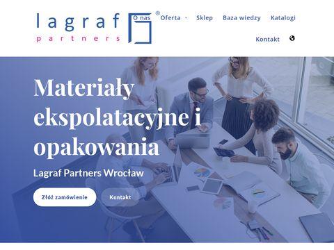 Lagraf.com.pl zadruk etykiet Wrocław