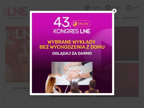 Lne.pl magazyn kosmetyczny