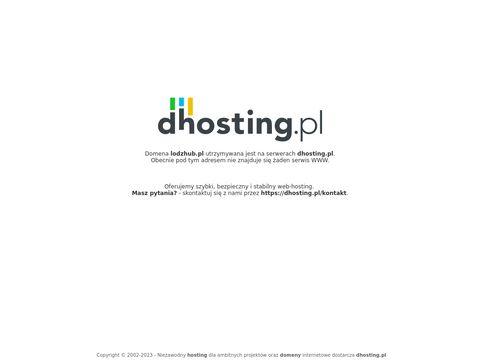 Lodzhub.pl strony internetowe Łódź