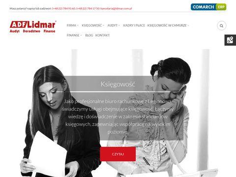 Lidmar.com.pl audyt kadrowy Legionowo