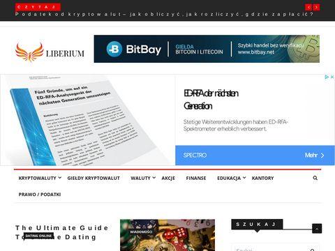 Liberium.pl kryptowaluty
