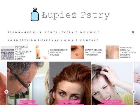 Lupiezpstry.net.pl