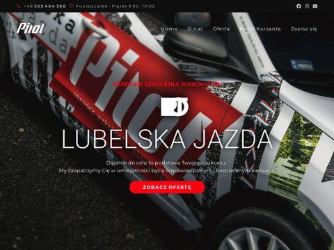 Lubelskajazda.pl - ośrodek szkolenia kierowców