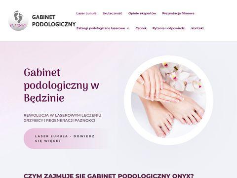 Onyxgabinet.pl - podologiczny