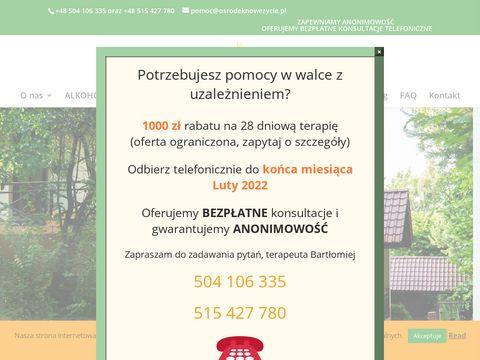 Osrodeknowezycie.pl leczenie alkoholizmu Kraków