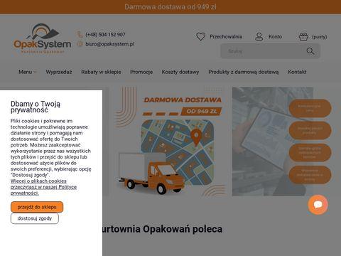 Opaksystem.pl folia bąbelkowa