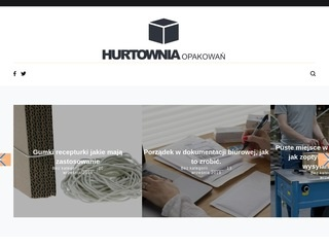 Opakowania-sklep.pl blog