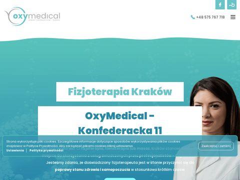 Oxymedical.pl tlenoterapia Kraków